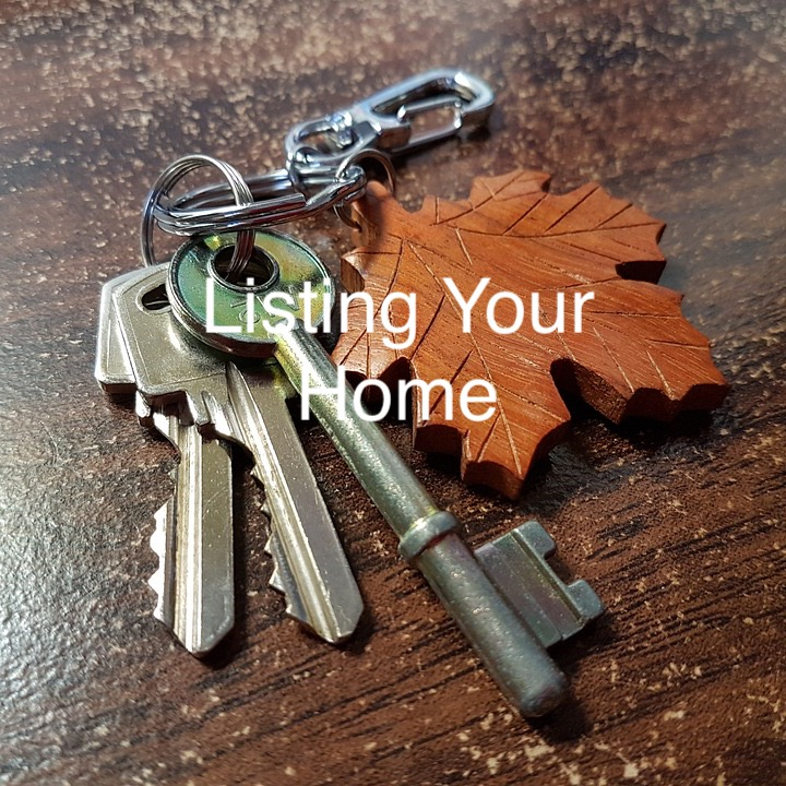 Listing Your Home